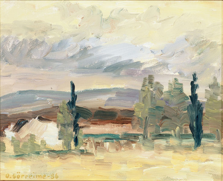 Oskar Sørreime - Fra Cypros