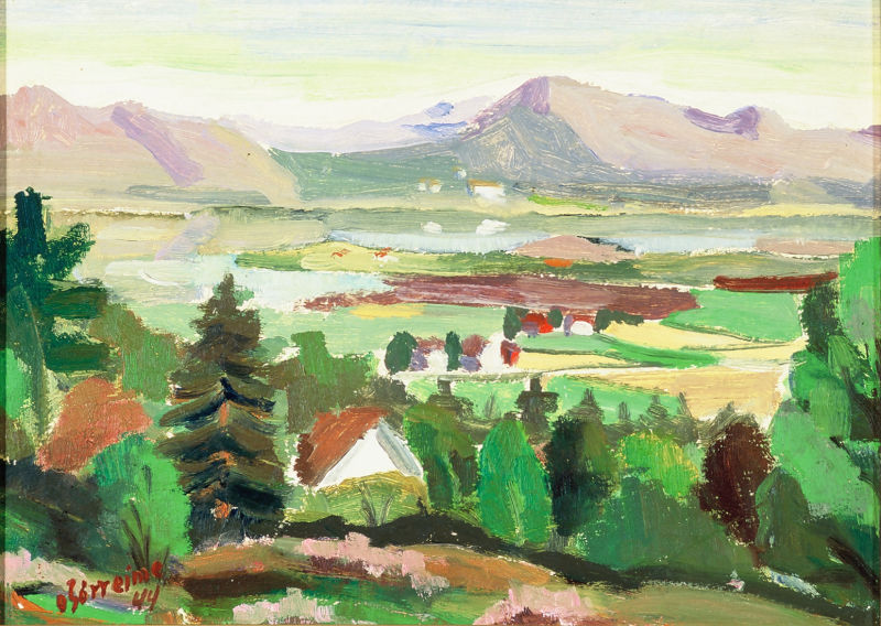 Oskar Sørreime - Fra Hinna
