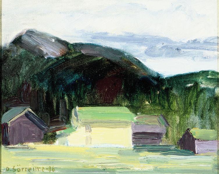 Oskar Sørreime - Fra Telemark